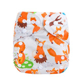 OSFM Pocket Nappy - F4 - Chirpy Cheeks Nappy Store - cloth nappies, wetbags, mama pads, breast pads, swim nappies