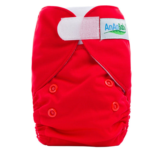 Velcro Newborn Pocket Nappy - NBA18