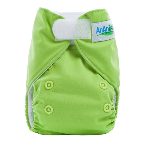Velcro Newborn Pocket Nappy - NBA8