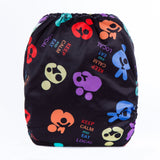 OSFM Pocket Nappy - S5 - Chirpy Cheeks Nappy Store - cloth nappies, wetbags, mama pads, breast pads, swim nappies