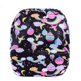 OSFM Pocket Nappy - S8 - Chirpy Cheeks Nappy Store - cloth nappies, wetbags, mama pads, breast pads, swim nappies