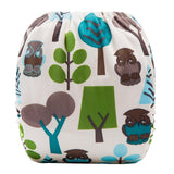 OSFM Pocket Nappy - W14 - Chirpy Cheeks Nappy Store - cloth nappies, wetbags, mama pads, breast pads, swim nappies