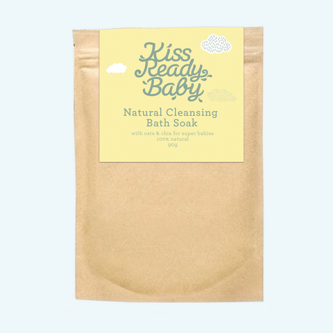 Kiss Ready Baby Cleansing Soak 90g