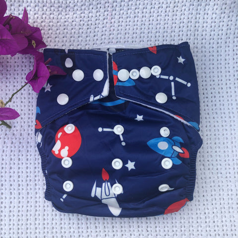 OSFM Pocket Nappy - N102