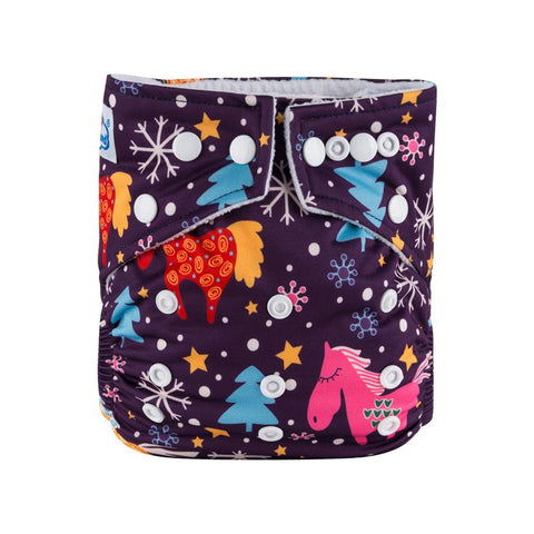 OSFM Pocket Nappy - N10 - Chirpy Cheeks Nappy Store - cloth nappies, wetbags, mama pads, breast pads, swim nappies