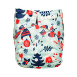 OSFM Pocket Nappy - N40 - Chirpy Cheeks Nappy Store - cloth nappies, wetbags, mama pads, breast pads, swim nappies