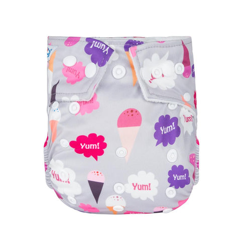 OSFM Pocket Nappy - N82 - Chirpy Cheeks Nappy Store - cloth nappies, wetbags, mama pads, breast pads, swim nappies