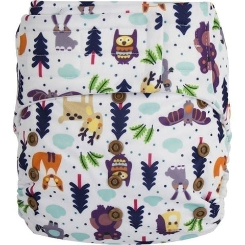 OSFM Velcro Pocket Nappy - Y30