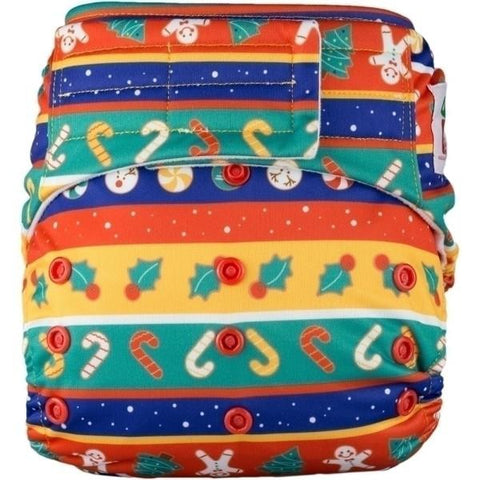 OSFM Velcro Pocket Nappy - Y48