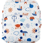 OSFM Velcro Pocket Nappy - Y54