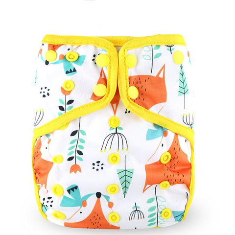 OSFM Nappy Cover - EF142 - Chirpy Cheeks Nappy Store - cloth nappies, wetbags, mama pads, breast pads, swim nappies