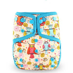 OSFM Nappy Cover - N47 - Chirpy Cheeks Nappy Store - cloth nappies, wetbags, mama pads, breast pads, swim nappies