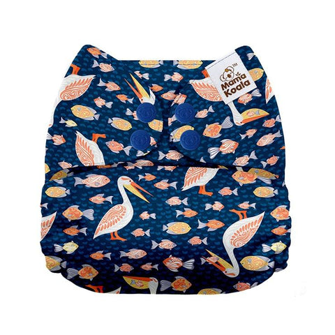 OSFM Pocket Nappy - Y8004