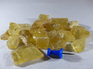 Calcite (Yellow) - Raw, Small
