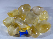 Citrine - Polished, Small