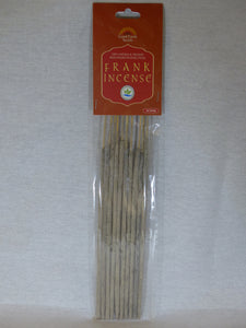 Raw Resin Incense Sticks