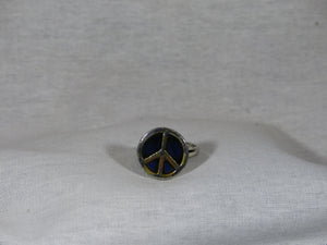 Peace Mood Ring