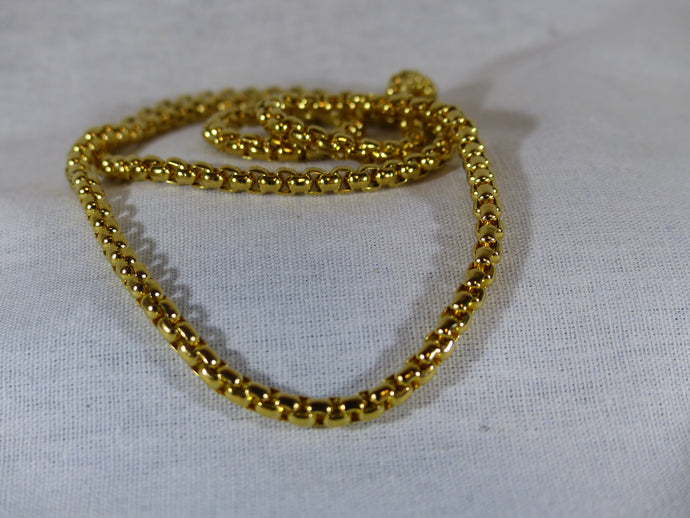 Gold Chain - 20
