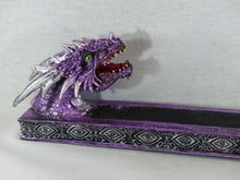 Purple Dragon Head