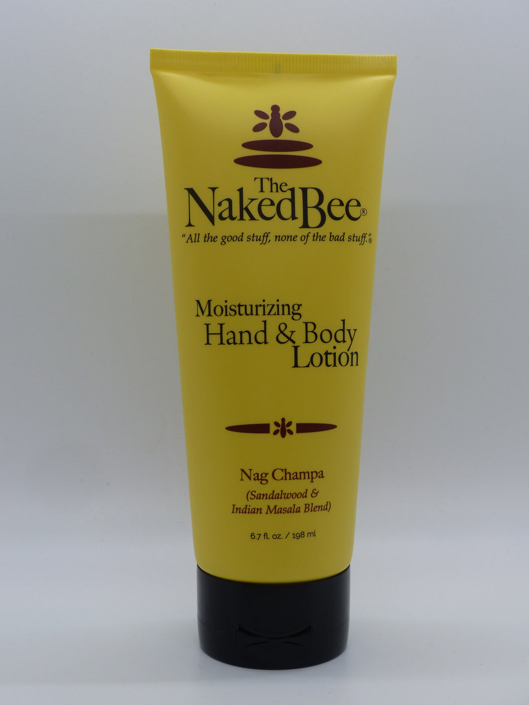 The Naked Bee Lotion - Nag Champa