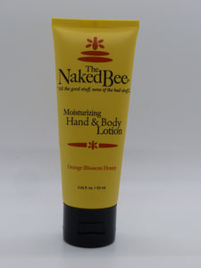 The Naked Bee Lotion - Orange Blossom Honey