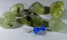Prehnite - Polished