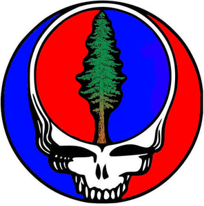 Redwood Steal Your Face - T-Shirt
