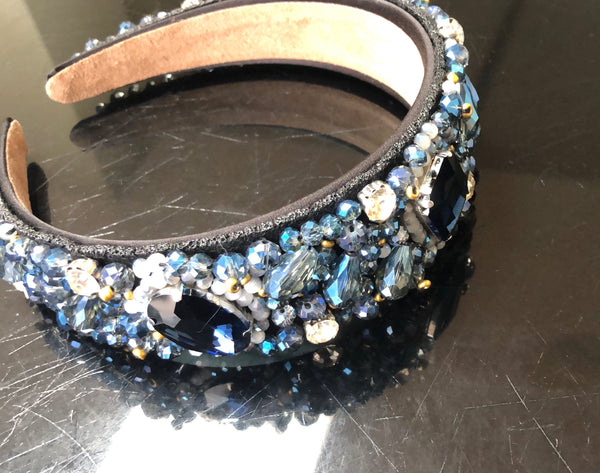 Jewel Embellished Headband (I)