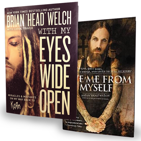 WITH MY EYES WIDE OPEN + SAVE ME FROM MYSELF (BOOK BUNDLE)