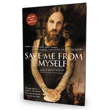 SAVE ME FROM MYSELF BOOK (Paperback)