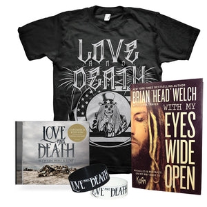 Faith 'N Freedom Book, Shirt and CD Bundle