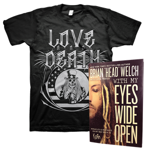 God 'N Country Bundle I WANT YOU (T-Shirt) WMEWO (Book)