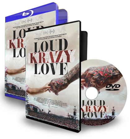 Loud Krazy Love (DVD & Blu-ray)