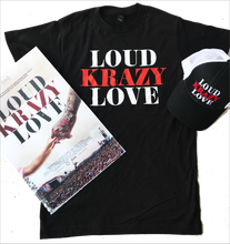 Loud Krazy Love Hat/Shirt Bundle