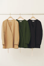 No-Collar Double Jacket