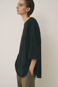 Wool Big Football Tee