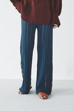 Crochet Knit Pants