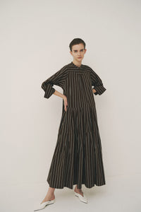 Multi Pleated Dress