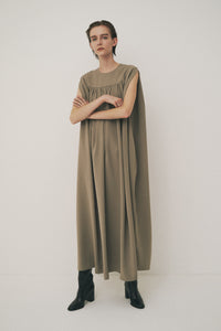Mantle Long Dress