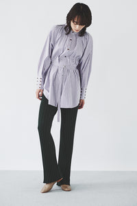 Striped Tuck Shirt