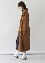 Corduroy Double Coat
