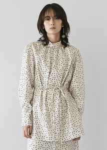 Dot Printed Blouse