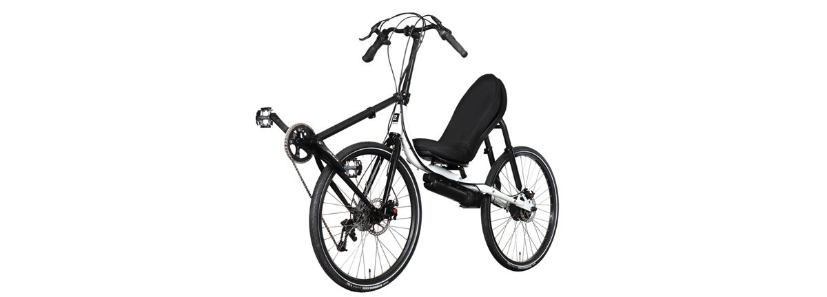 Cruzbike T50e electric recumbent e-bike