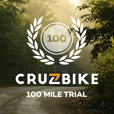 100 Mile Trial Cruzbike S40