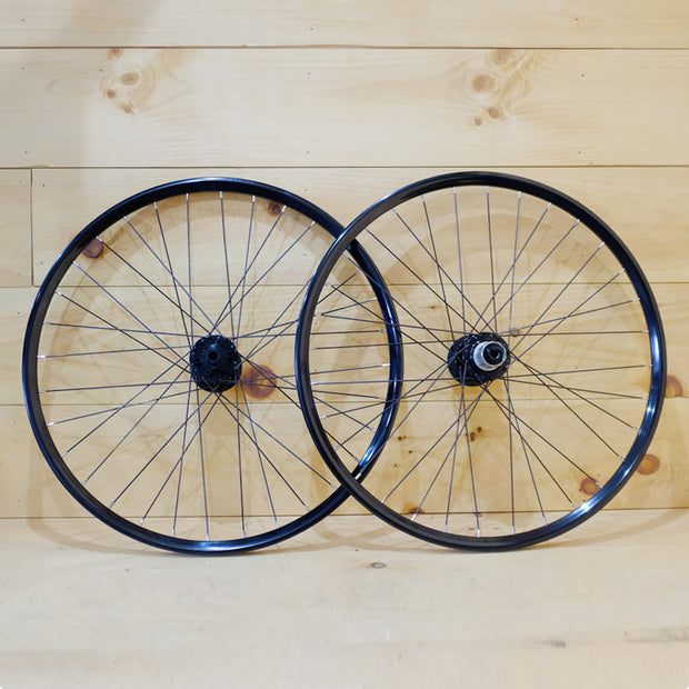 "507 BMX 24"" Thru Axle Wheel Set"