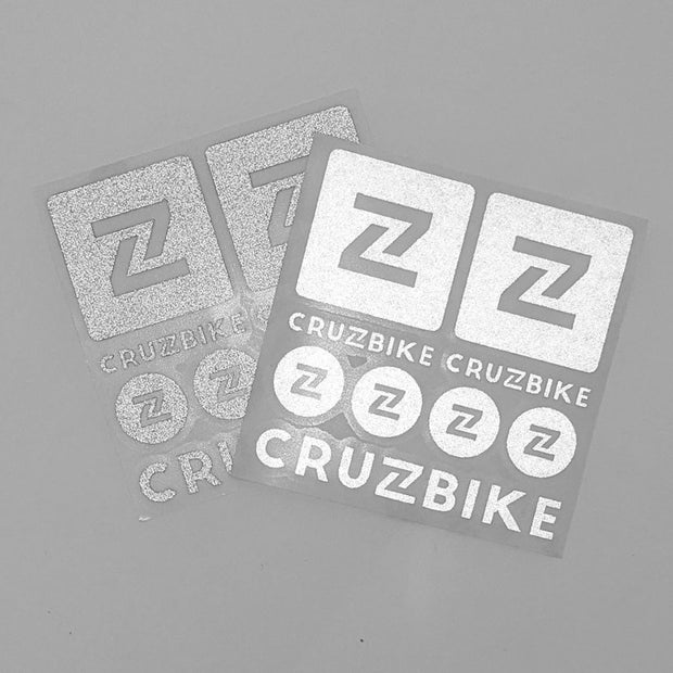 Reflective Frame Decals
