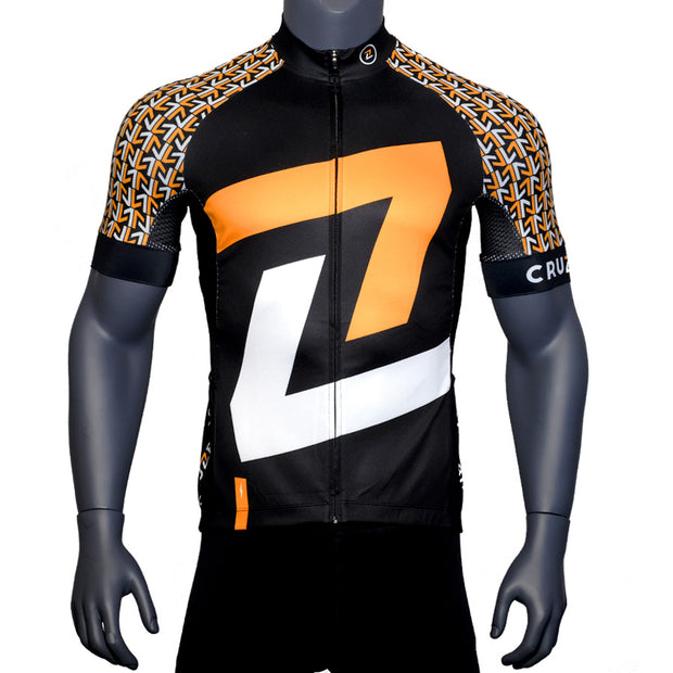 Z Sleeve Recumbent Cycling Jersey