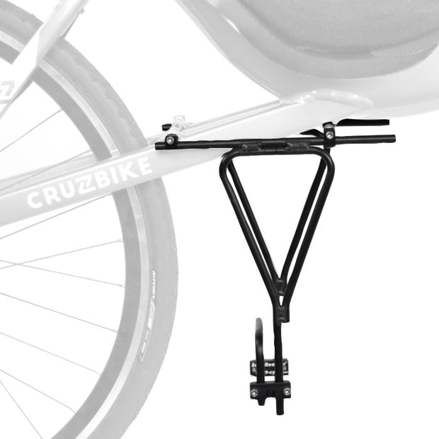 TerraCycle Easy Reacher Under Seat Rack for Cruzbike