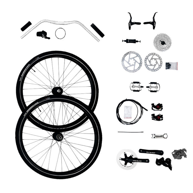 T50 Unassembled Component Set