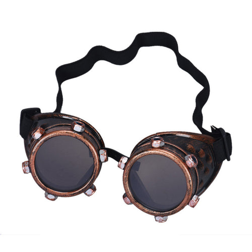 Steampunk Wind-proof  Road Goggles